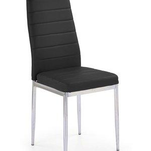 Stol Antje - Svart/krom