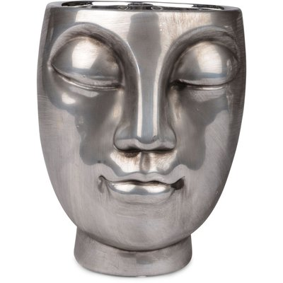 Kruka Face - Silver