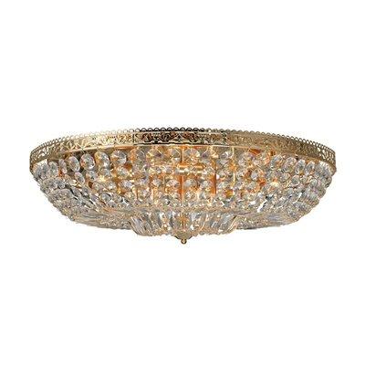 Vanadis Taklampa - Guld/Kristall