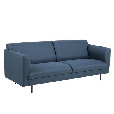 Camellia 3-sits soffa - Mörkblå