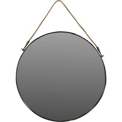 Mölndal rund spegel - Metall