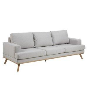 Ventura soffa 3 sits - Ljusgrå