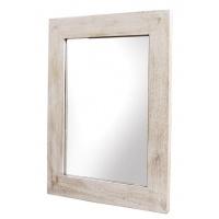 Spegel flat - Vit 40x50 cm