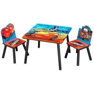 Cars bord och stolar - Svart