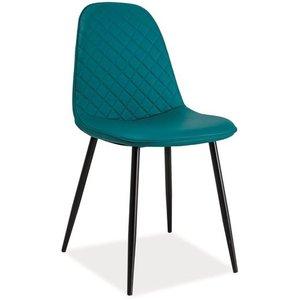 Hana stol - Marin/svart