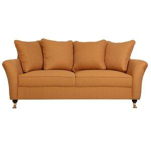 Anni 3-sits soffa lösa ryggdynor - Valfri färg!
