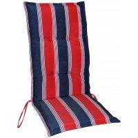 Vinge dyna till positionsstol och hammock  - Röd/blå