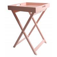 Brickbord enfärgat - Rosa