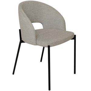 Degerfors stol - Svart/grå