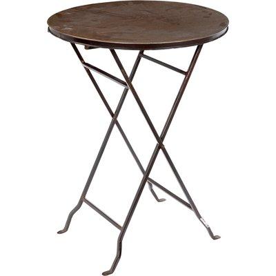 Pretoria cafébord - Vintage metall