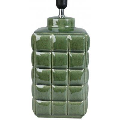 Chess lampfot H40 cm - Grön