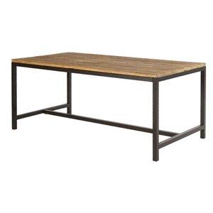 Vintage matbord 180 cm - Rustik alm & 5990.00