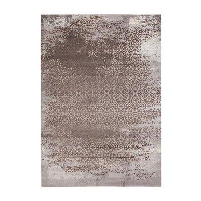 Maskinvävd matta Friedhelm - Nougat