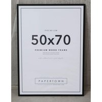 Ram Deluxe (Svart) - 50x70 cm Poster