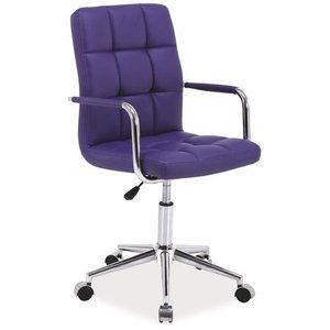 Aimee skrivbordsstol - Violett