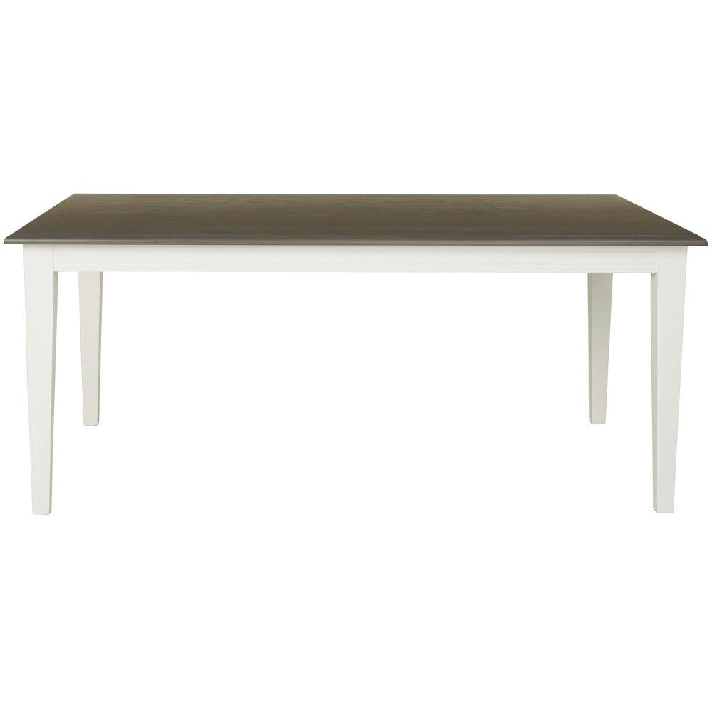 Alexandra matbord 180 230 cm Vit Vintage 4990 kr