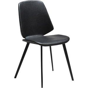 Swing matstol - Vintage svart