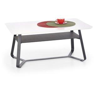 Nova soffbord - Vit/svart