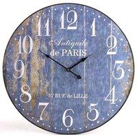 Väggklocka Antique de Paris - Vintage