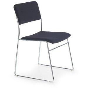 Stol Calla - Svart/krom