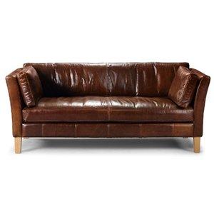 Movado 2-sits soffa - Valfri färg!