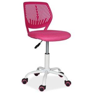 Sidney skrivbordsstol - Rosa