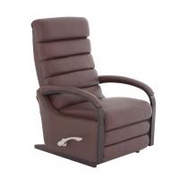 Lazboy NORSCA reclinerfåtölj skinn - Nötbrun