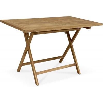 Saltö vikbart matbord i teak - 120 cm