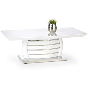 Jillian matbord 120 cm - Vit