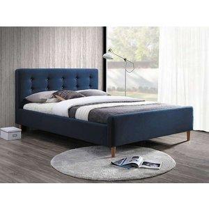 Sängram Giada 160x200 cm - Marinblå