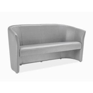 Charity 3-sits soffa - Grå