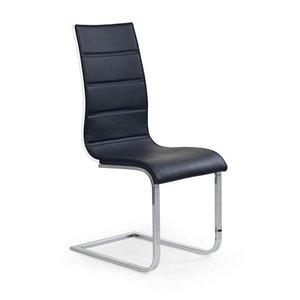Aiden stol - Svart PU