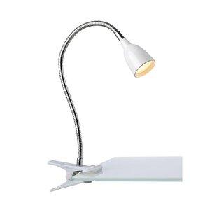 Tulip Bordslampa - Vit