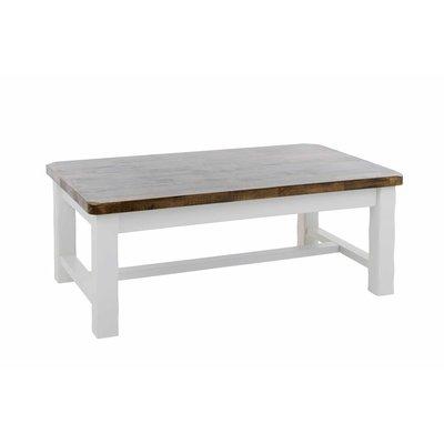 Grästorp soffbord - Vit/grå