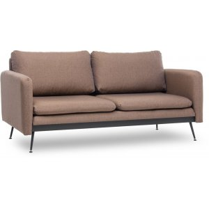 Sjötorp 2-sits soffa - Brun