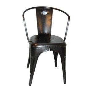 Vetlanda stol - Rödmetall