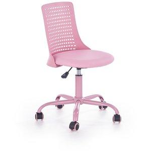 Zandra kontorsstol för barn - Rosa
