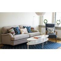 Howard Luxor soffa 4-sits - Röd