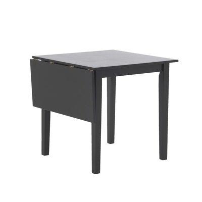Sander bord med klaff - Svart - 75 / 110 cm