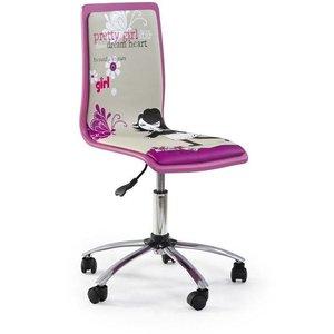 Rebecca skrivbordsstol - rosa