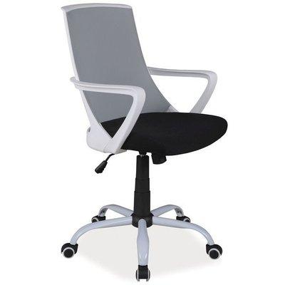 Skrivbordsstol Raina - Svart/grå