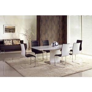Chandrika matbord 180-220 cm - Vit