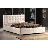 Säng Lehi färg vit