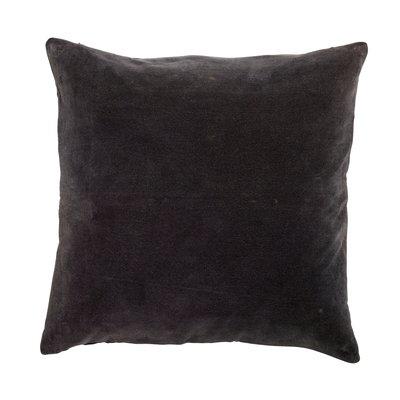 Aletta kuddfodral 50x50 cm - Mörkgrå