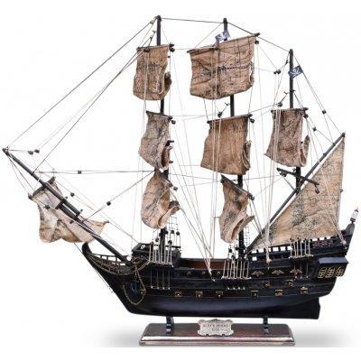 Old Sailor Modellbåt Black Pearl - 65 cm