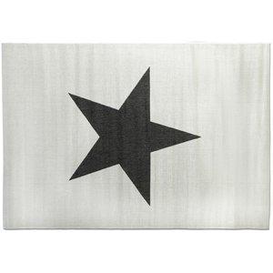 Flatvävd / slätvävd matta One Star