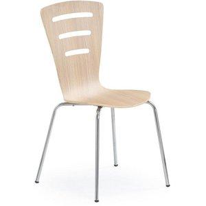 Simone stol - Ljus ek